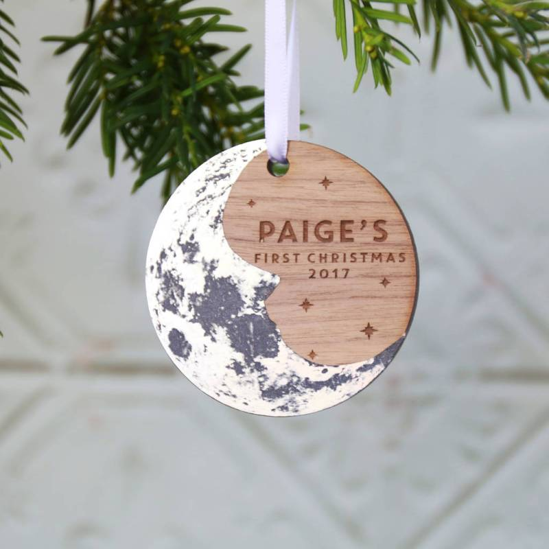 Large Of First Christmas Ornament