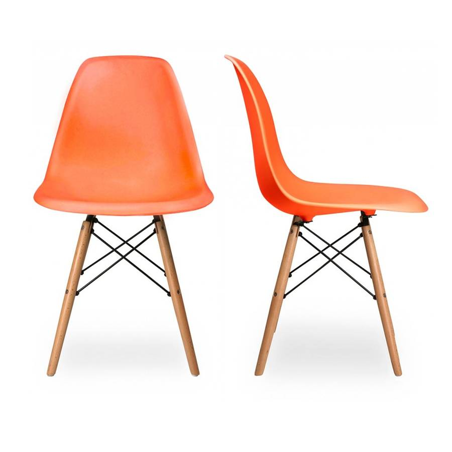 Charles & Ray Eames Sessel Eames Style Dsw Chair 14 Colours Available
