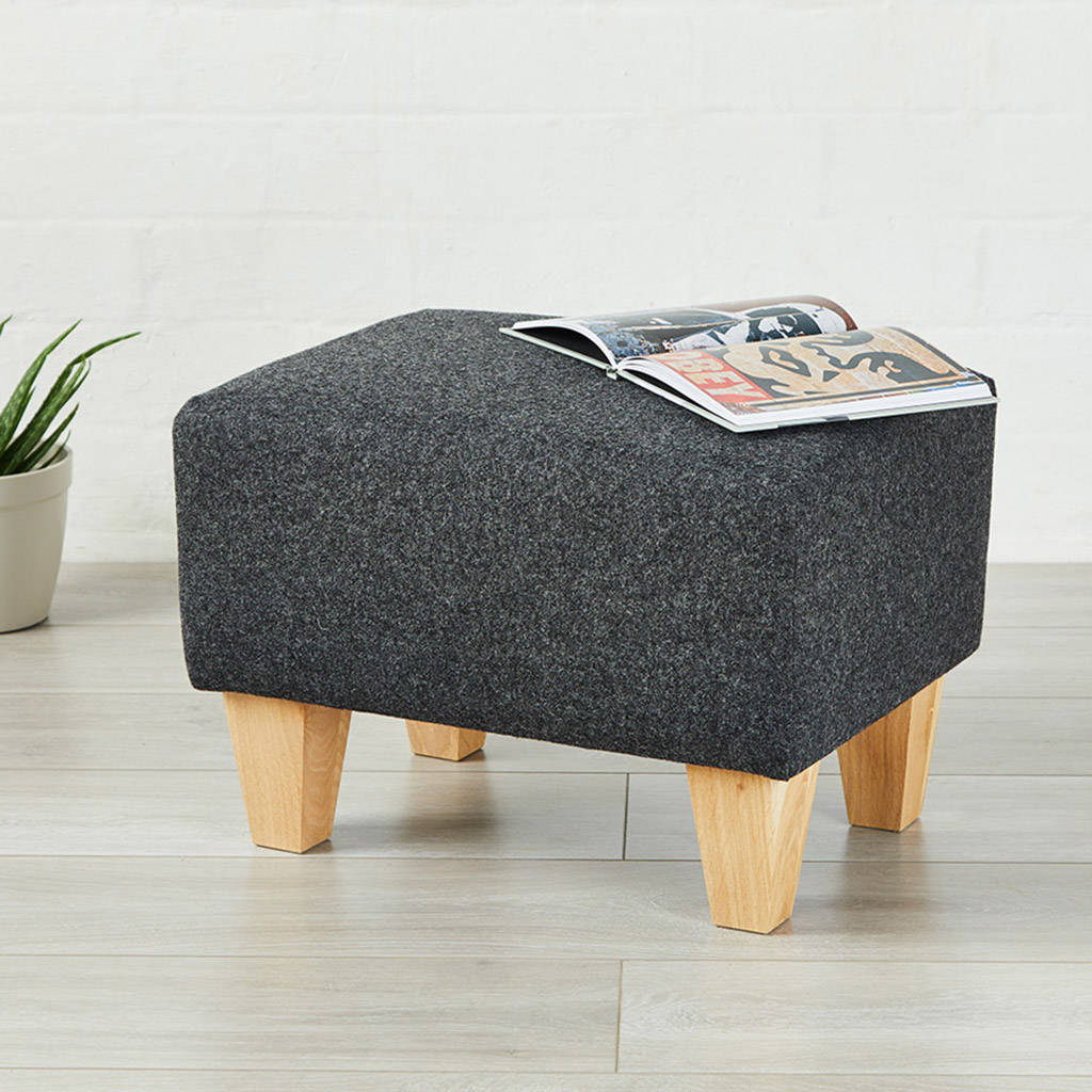 Klein Voetenbankje Edward Footstool By Footstools And More