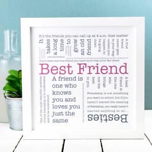 Calmly Friend Friend Quotes Print Friend Quotes Pinterest Friend Quotes Disney Original Gift