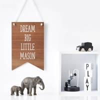 personalised nursery wall art by sophia victoria joy ...
