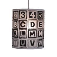 alphabet block nursery lampshade by helen rawlinson ...