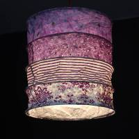 handmade paper lampshade by discover attic ...