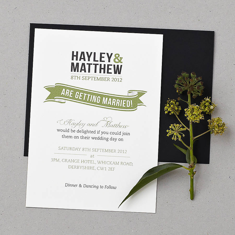 baker street wedding invitation set wedding invitations with pictures invitation