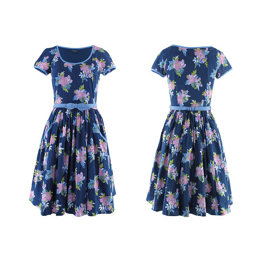 Buy Dirndl London Freya Dress By Kiki 39;s Notonthehighstreet