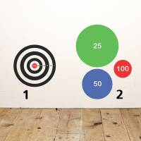 Target Wall Stickers - talentneeds.com