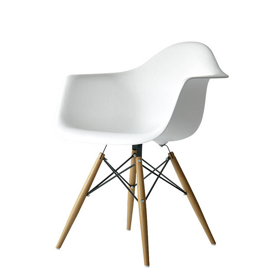 A Chair Eames Style Dining Or Office Chair By Ciel