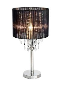 shaded chandelier lamp by made with love designs ltd ...