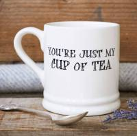'just my cup of tea' mug by sweet william designs ...