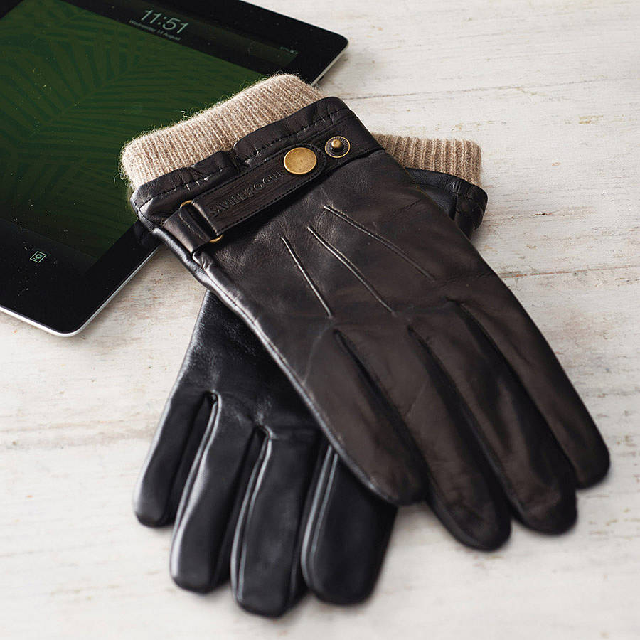 men s leather gloves and source item ca3198
