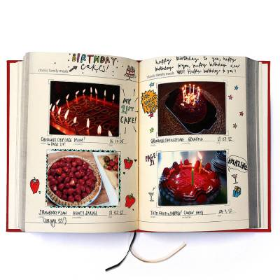 my family recipe book by all things brighton beautiful | notonthehighstreet.com