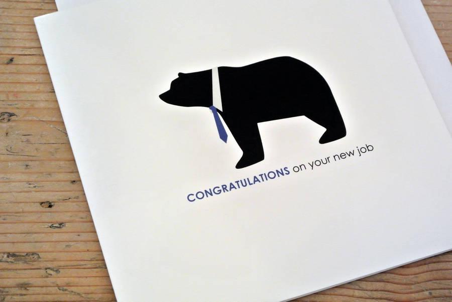 congratulations on your new job card - Josemulinohouse