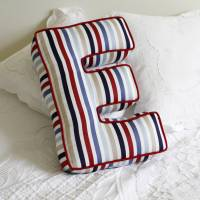 letter cushion by jonny's sister | notonthehighstreet.com