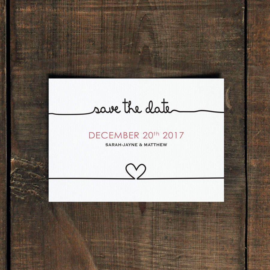 scribble wedding invitation stationery wedding invitations with pictures Scribble Wedding Invitation And Save The Date