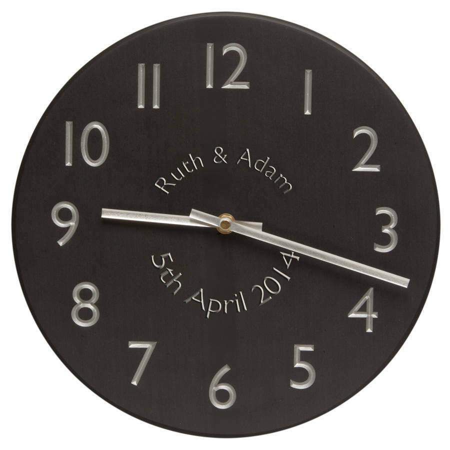 Fullsize Of Strange Wall Clocks