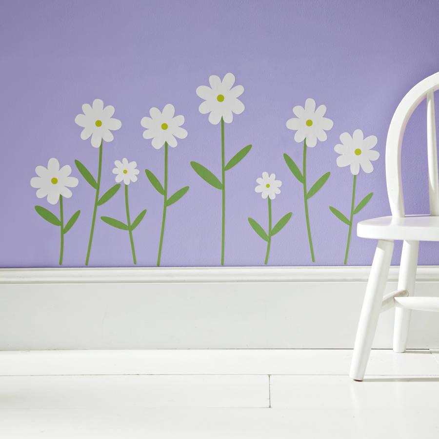 Wall Flower Decals Elitflat