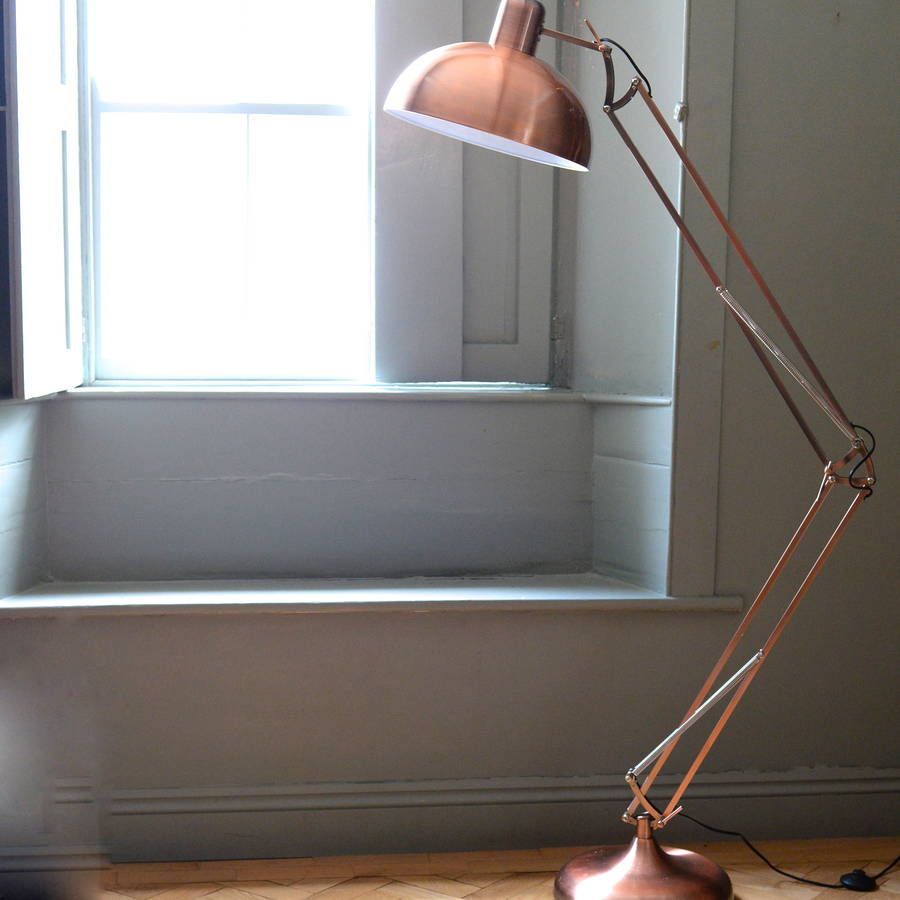 Fancy Standing Lamps Unusual Floor Lamps Notonthehighstreet