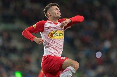 Szoboszlai Dominik ismét gólt lőtt a Salzburgban