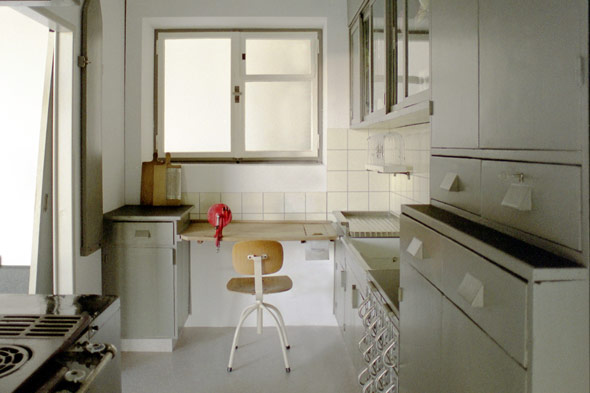 When Modernism Entered The Kitchen By Martin Filler - Kaukasische Küche Frankfurt
