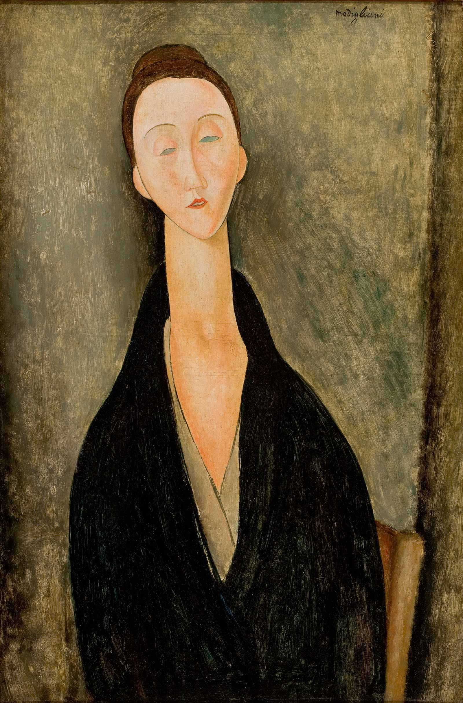Amedeo Modigliani Pinturas Modigliani: Fevered Life, Pure Line | By Jenny Uglow | Nyr