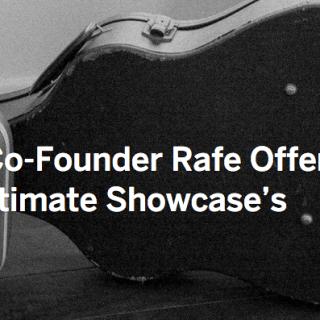 Sofar Sounds Co-Founder Rafe Offer Explains The Intimate Showcase's Origins