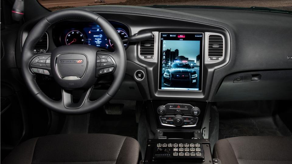 Dodge Charger Pursuit RAM Chrysler Jeep Fiat MOPAR Police Law