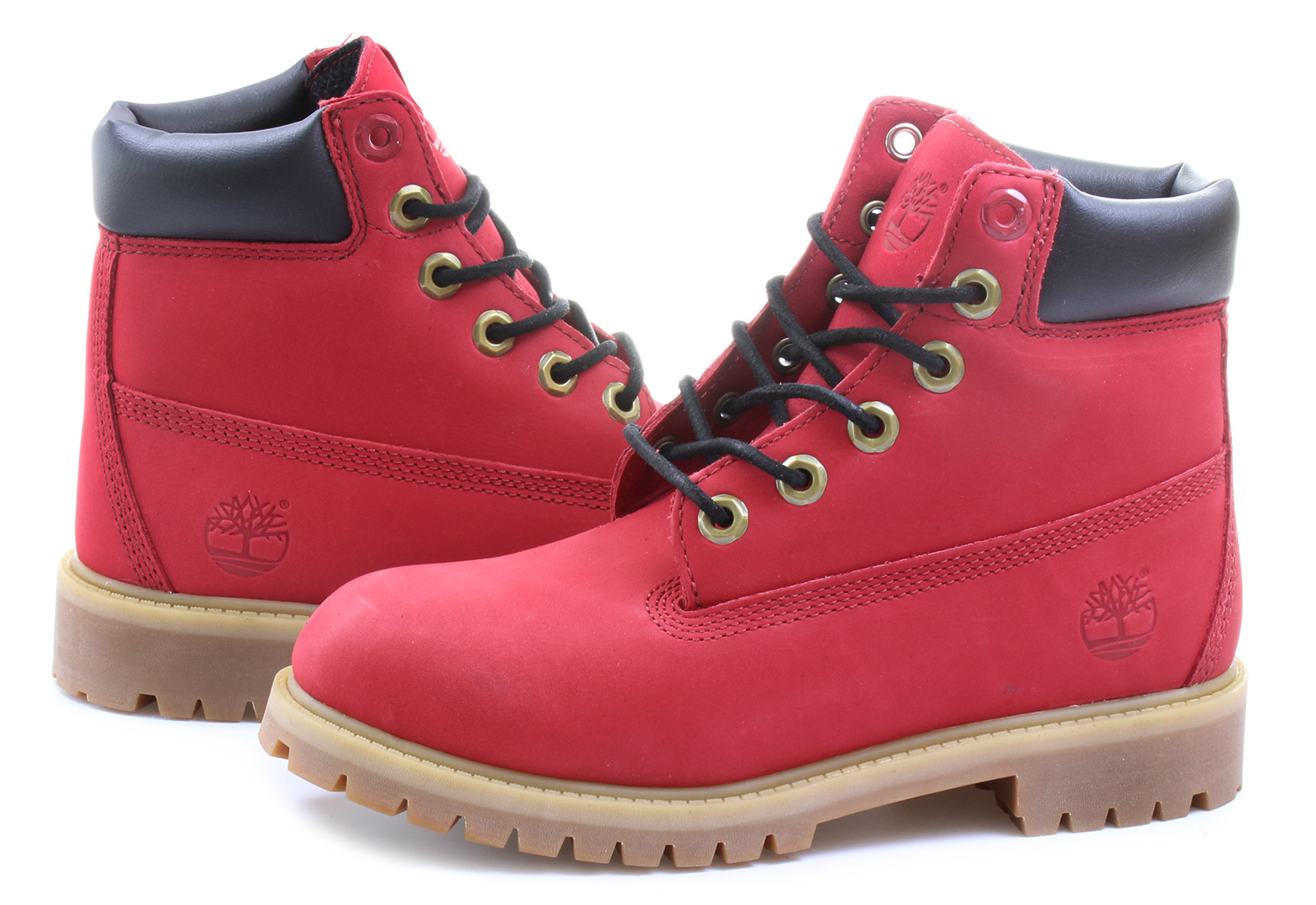 Timberland Boots 6 Inch Premium Boot Wp 6598r Red