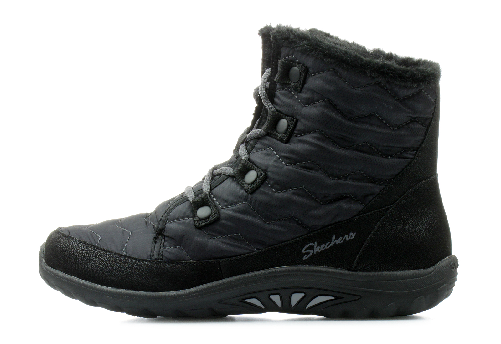 Skechers Boots Reggae Fest Vector 49434 Blk Online