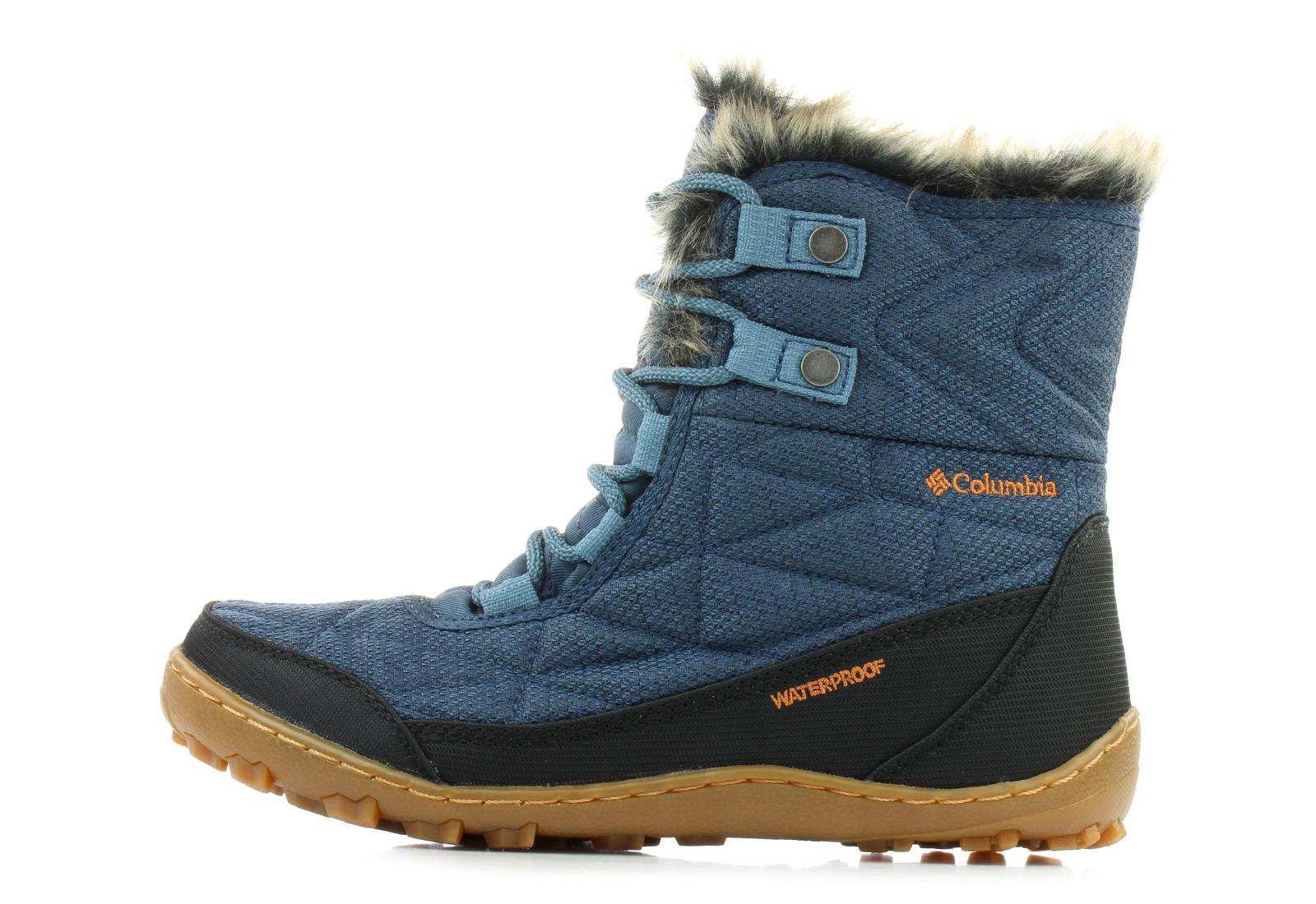 Columbia Boots Minx Shorty Iii Santa Fe 1812181 Zin