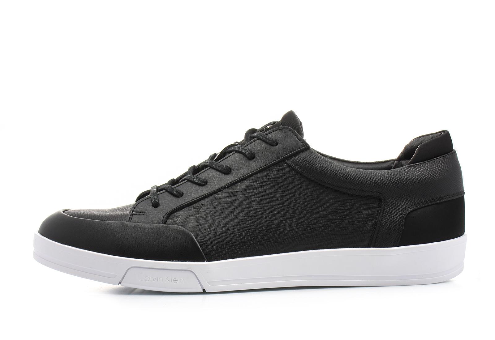 Calvin Klein Black Label Shoes Balin F1854 Blk