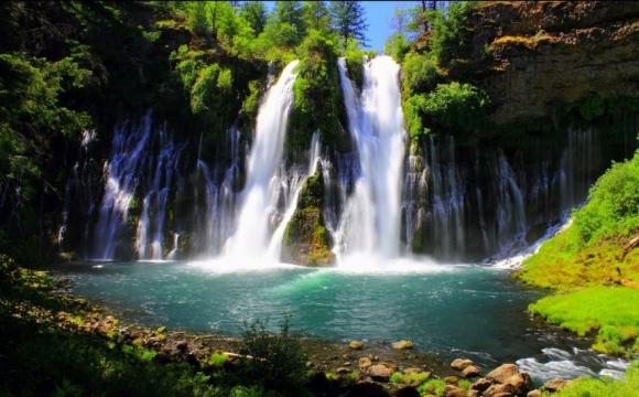 Blue Nile Falls Wallpaper Les 10 Plus Belles Cascades Du Monde L Officiel Des Vacances