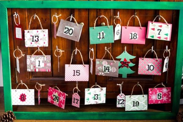 Image result for advent calendar frame