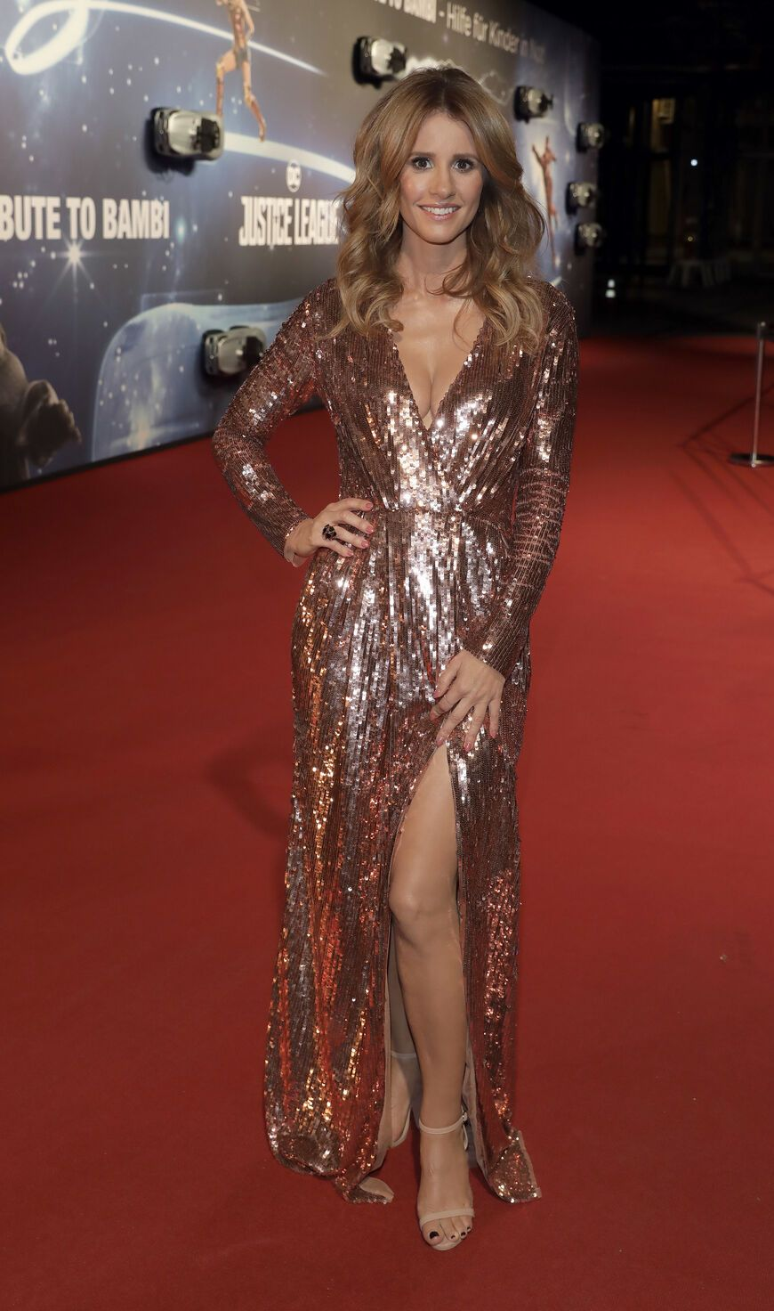 "Roter Teppich Nackt Best & Worst Dressed Looks Der ""tribute To Bambi""-gala!"