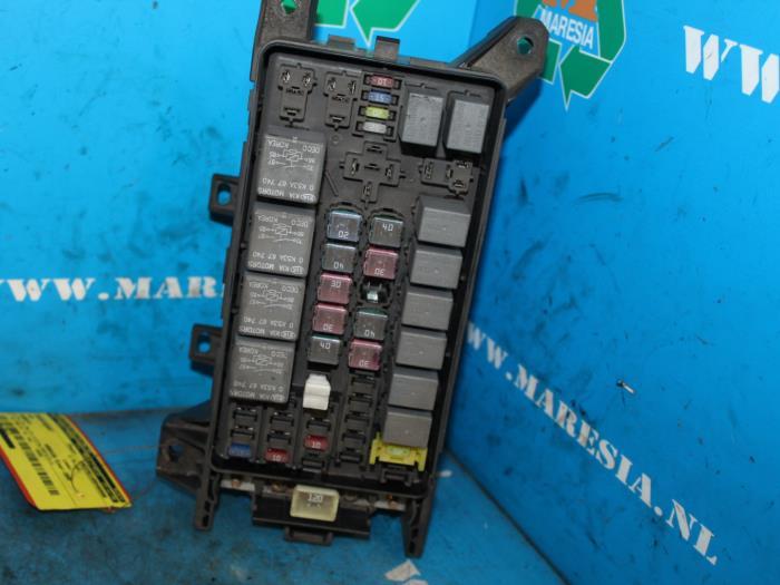 Fuse box for Kia Sorento 911603E070,BE0700502210219 - wwwmaresiaeu