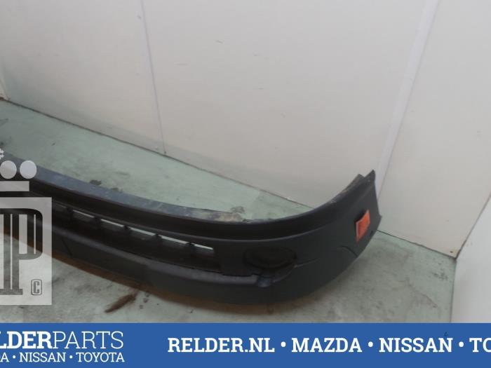 Used Voorbumper for Nissan Kubistar on Relder Parts