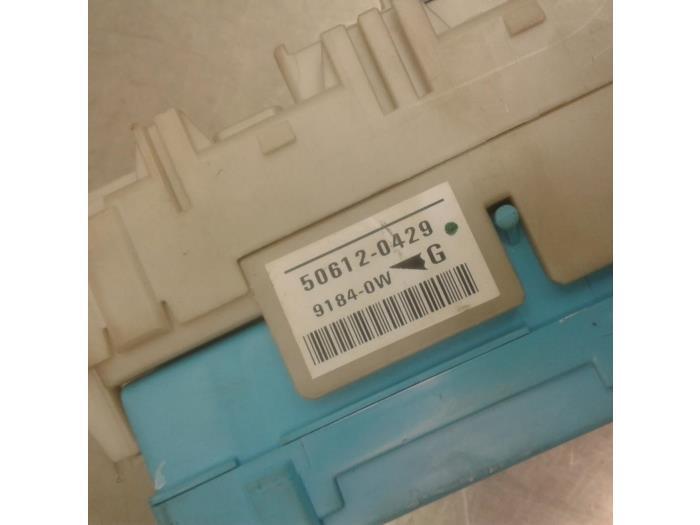 Fuse box for Mitsubishi Grandis MR587655,G8C507M - Japotonl