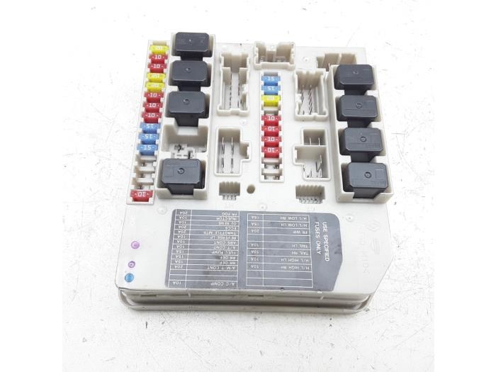 Fuse box for Nissan Micra - Japotonl