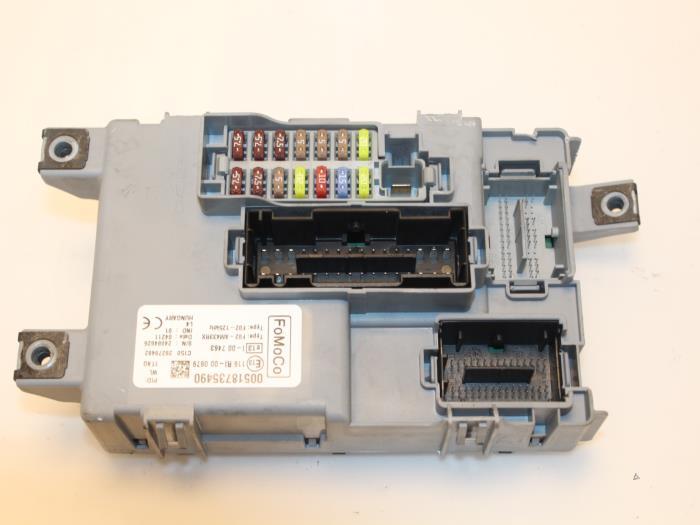 Fuse box for Ford KA 518735490 - vangilsautodemontagenl