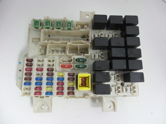 Mitsubishi Colt Fuse box - car parts