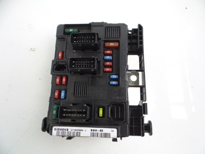 Fuse Box On Citroen Berlingo Wiring Diagram