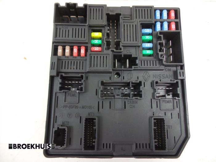 Renault Espace Fuse box - car parts