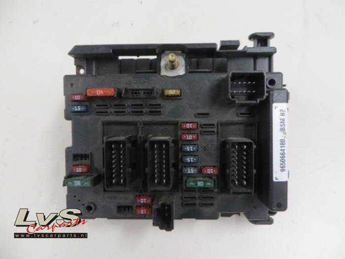 Peugeot 307 Fuse Box Numbers - Wiring Diagram Data NL