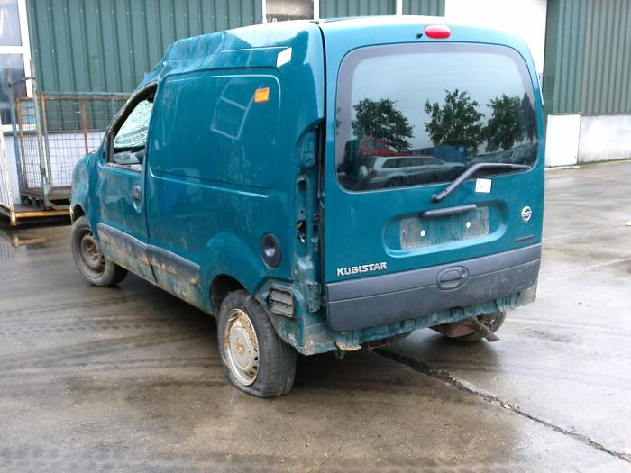 Used Knipperlicht Schakelaar for Nissan Kubistar on Relder Parts