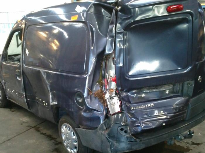 Used Schokbreker links-achter for Nissan Kubistar on Relder Parts