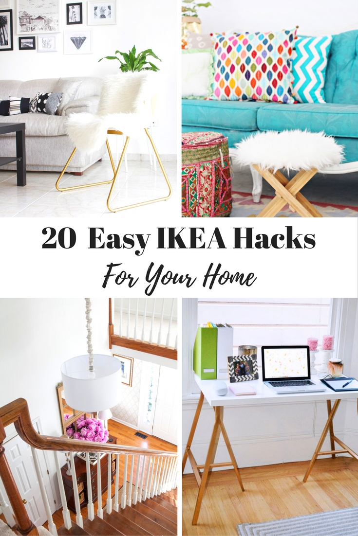 Ikea Hacks 20 Easy Ikea Hacks For Your Home