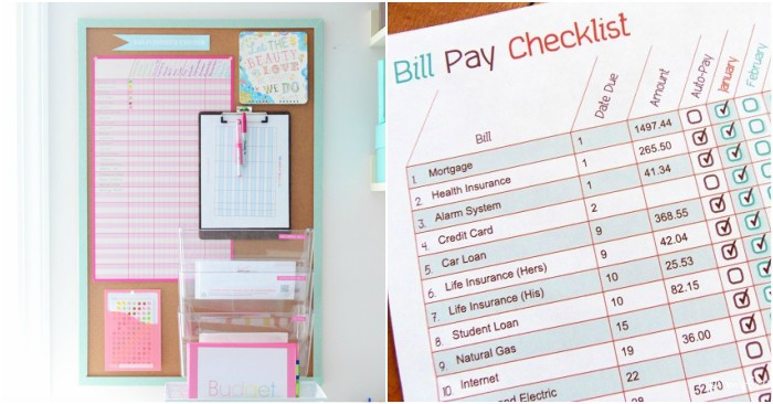 11 Ways to Organize Your Bills Once and For All