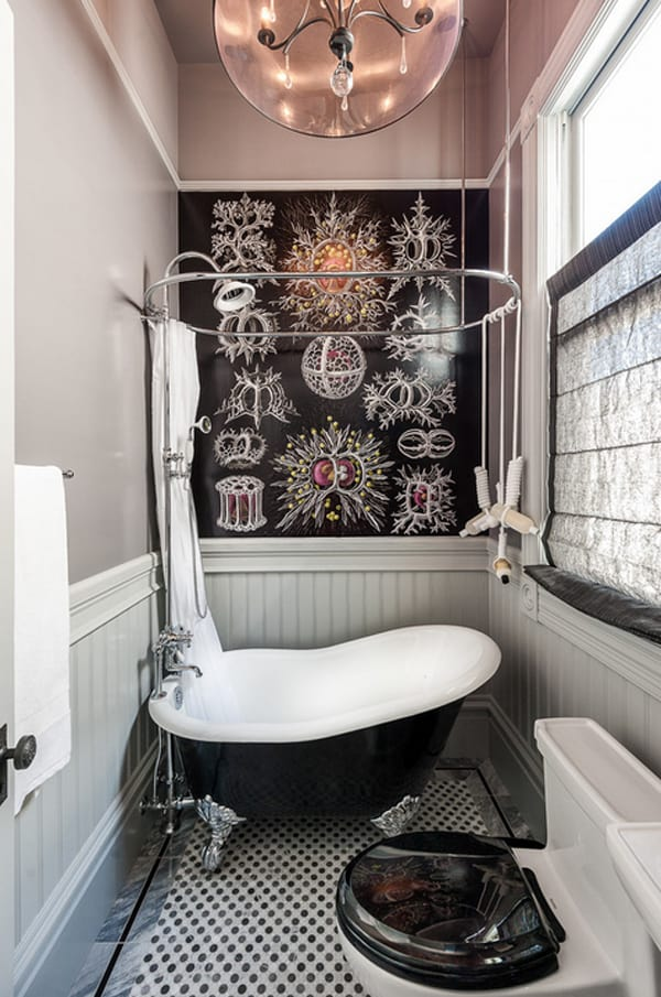 40 Stylish And Functional Small Bathroom Design Ideas
