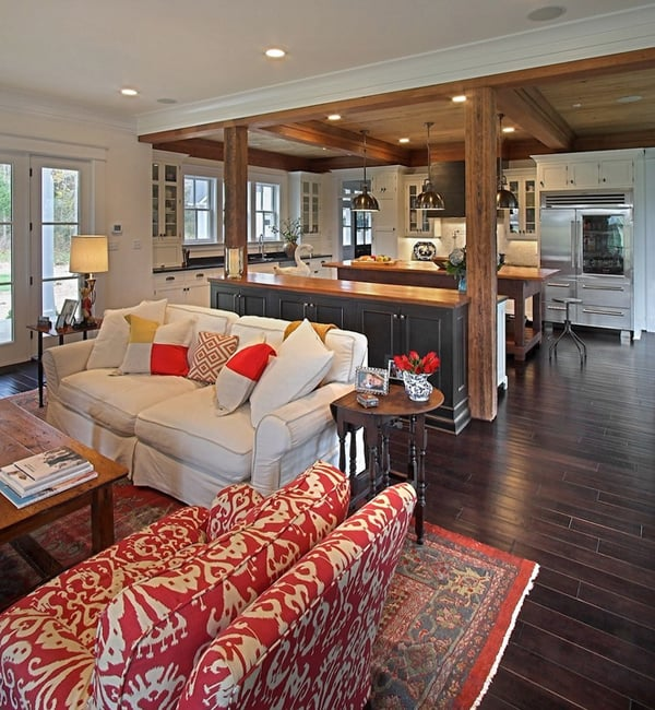 43 Cozy and warm color schemes for your living room - cozy living room colors