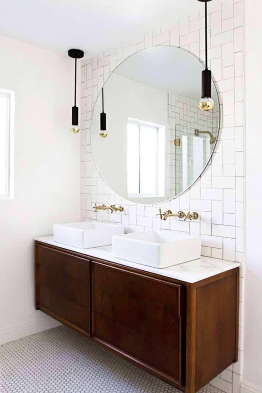 Fullsize Of Modern Bathroom Lighting