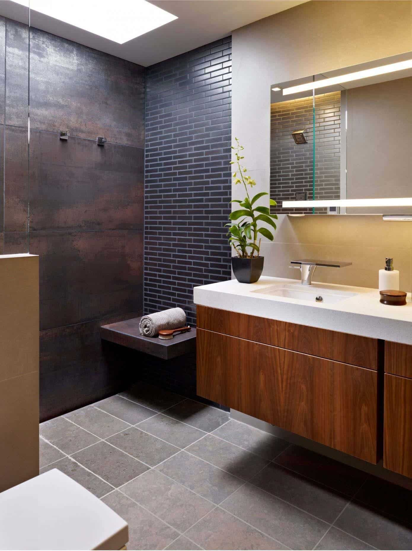 37 Amazing Mid Century Modern Bathrooms To Soak Your Senses